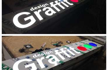 Advertising production from Graffit-Studio